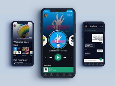 Cara Mendapatkan Spotify Premium Gratis iOS Selamanya