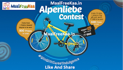 Alpenliebe Contest