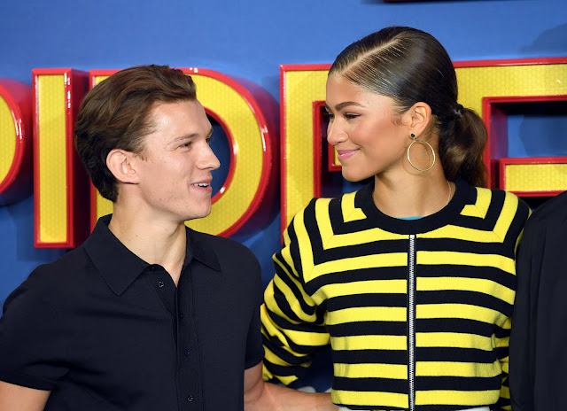 Zendaya and Tom Holland Quietly Dating