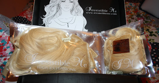 Irresistible Me - Hair Extensions!