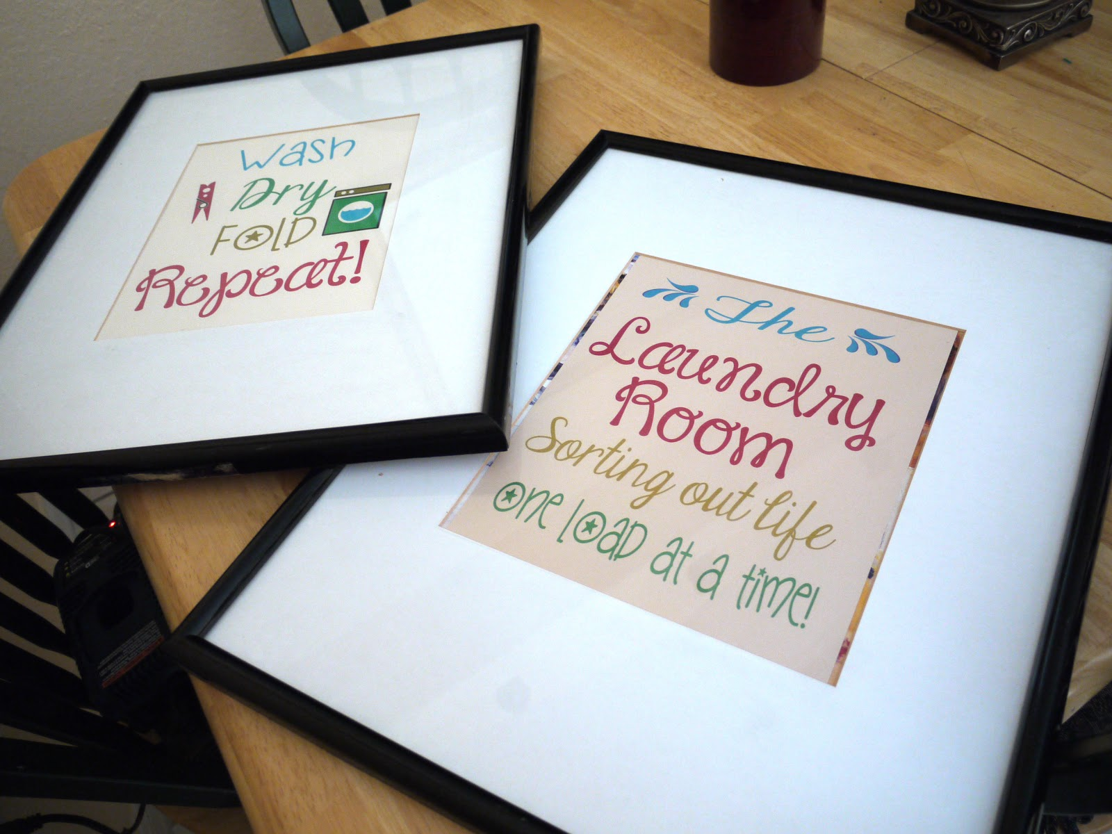 The Dansha Diaries Free Printables For The Laundry Room