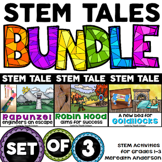STEM Tales Bundle