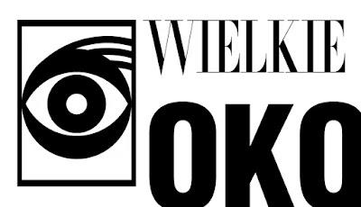 Wizytówki dla Wielkie Oko, identyfikacja wizualna, projekt graficzny
