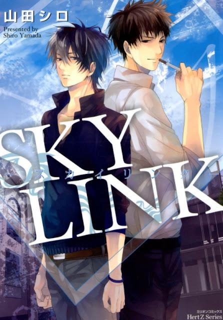 Actu Manga, Manga, Taifu Comics, Yaoi, Sky Link,
