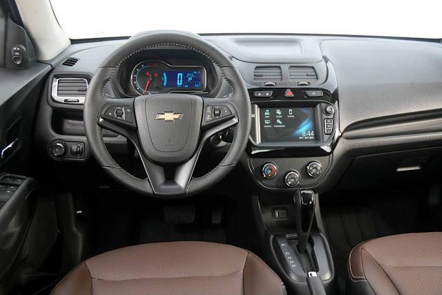 Novo Chevrolet Cobalt 2017