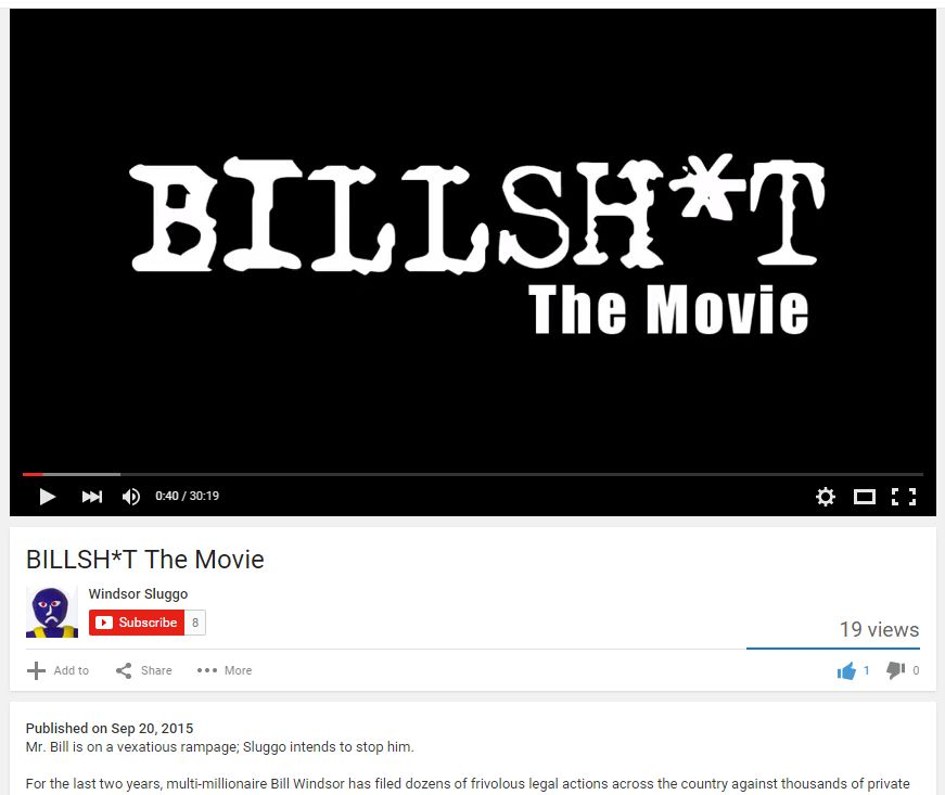 Billshit - The Movie