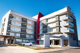 O Ity hotel tem a melhor avaliação de Cristalina...