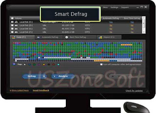 iObit Smart Defrag review- best free defrag software download