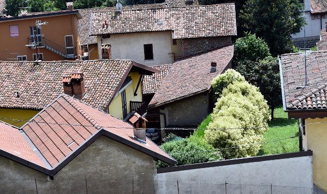 italia, italy, italian countryside, roof, katot, kylä