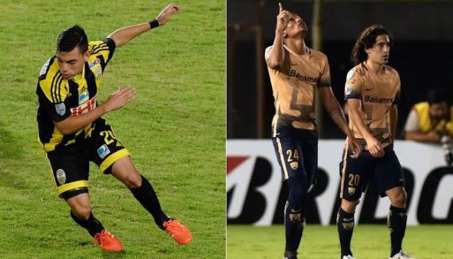 Deportivo Tachira vs Pumas en vivo
