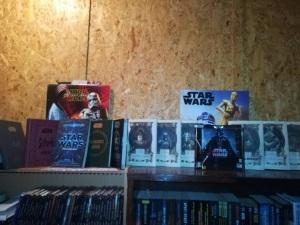 Szabolcs Hlatky Star Wars könyvek