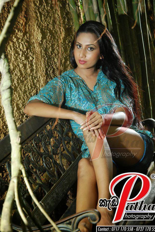 Nilukshi Amanda-Amy Silva Hot Photos | Sri Lankan Actress