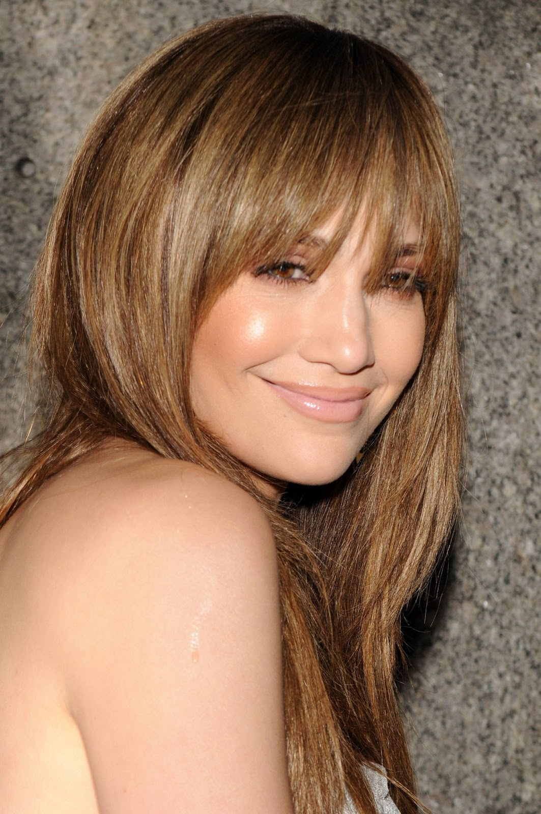 hairstyles  with bangs  2013 hair  trends