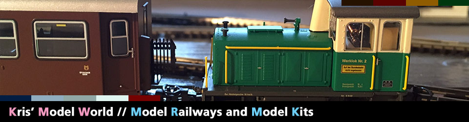Kris' Model World - model railways and model kits
