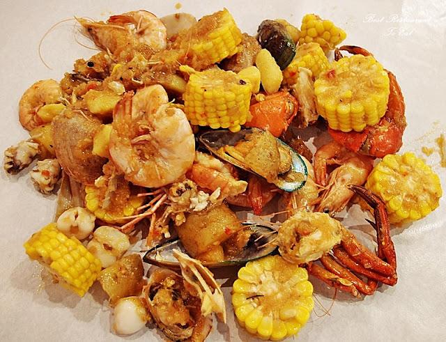 Kai's Plato Seafood Restaurant Pineapple Sauce