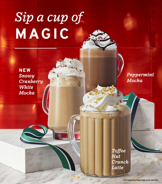 Starbucks Philippines Holiday 2018
