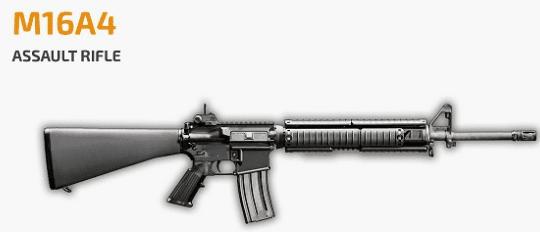 (Update) 6 Senjata Terbaik PUBG Mobile versi Update 0.9.5