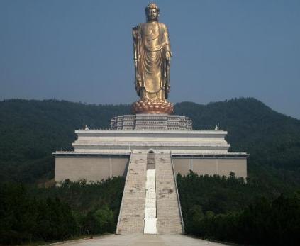 दुनिया की 5 सबसे लंबी मुर्तिया | 5 Tallest Statues in the World