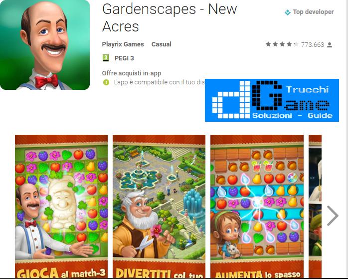 Soluzioni Gardenscapes- New Acres  livello 461 462 463 464 465 466 467 468 469 470 | Trucchi e  Walkthrough level