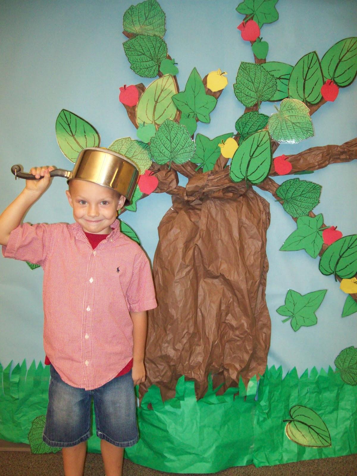 Teacher Idea Bank Johnny Appleseed And Apples Unit