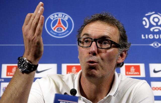 Laurent Blanc réagit virilement à l'affaire Aurier !