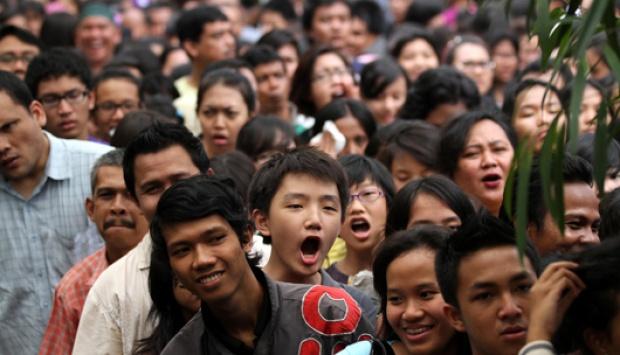 pemuda sebagai warga negara terbanyak di indonesia