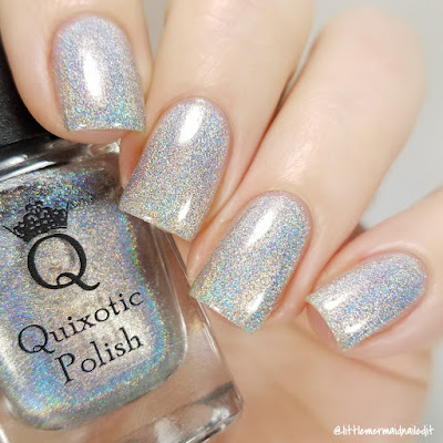 Quixotic Polish This Is Your Year! New Years Duo Swatches and Review
