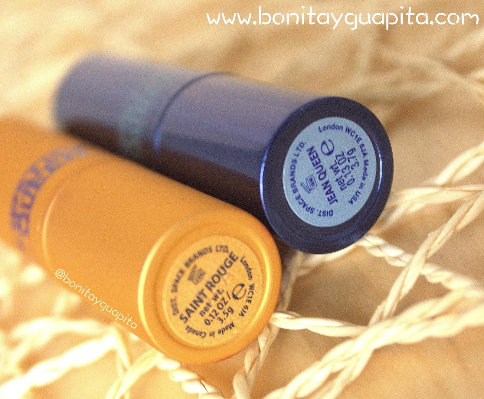 Lipstick Queen by poppy Saint Rouge
