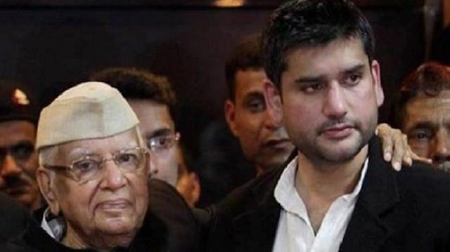 UP व उत्तराखंड के पूर्व CM एनडी तिवारी के बेटे रोहित की अपने ही घर में संदिग्ध मौत   NATIONAL NEWS