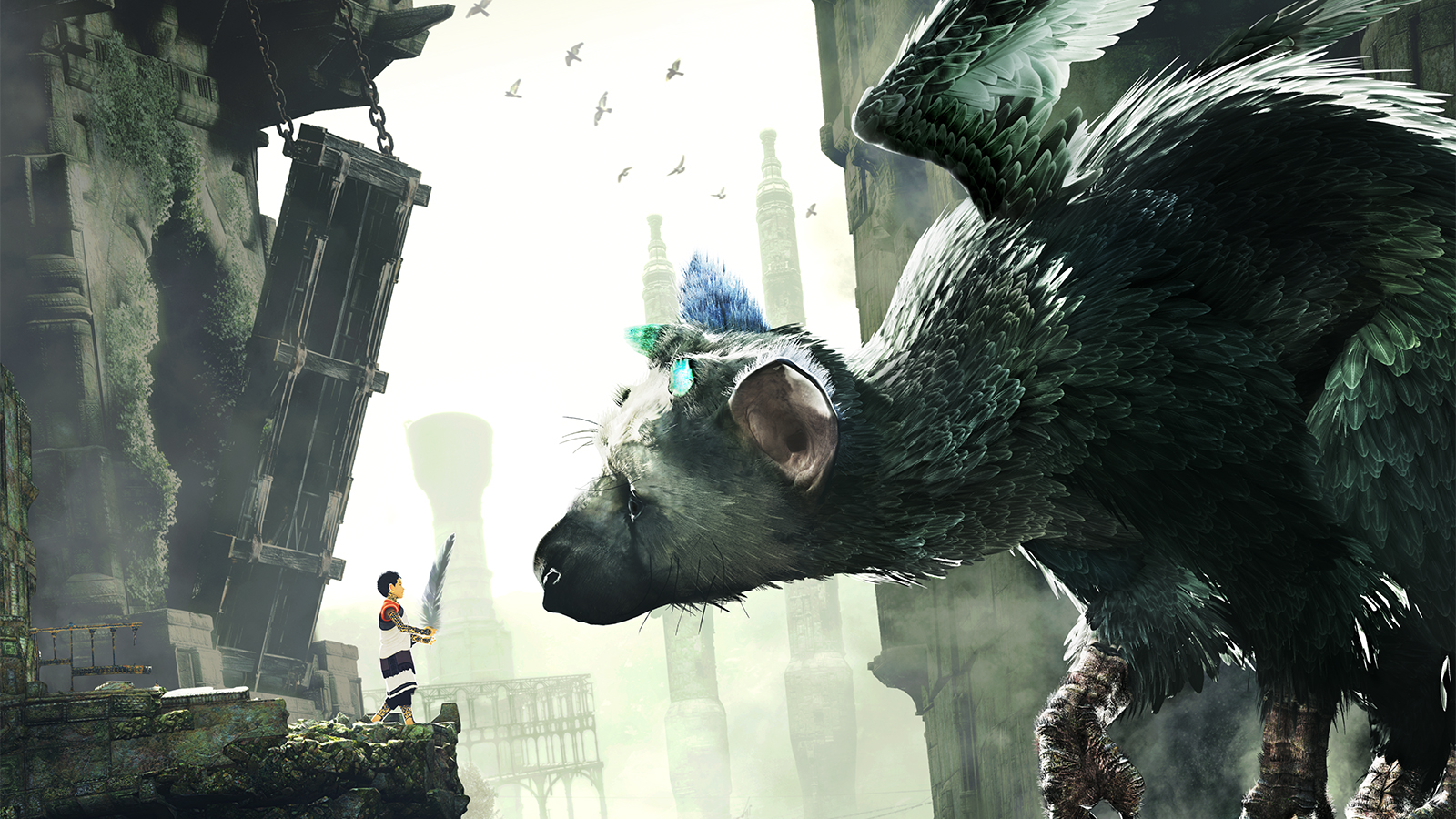 Review   The Last Guardian (PS4)
