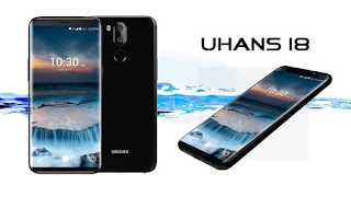 Harga UHANS I8, Ponsel Murah Dengan RAM 4/64 Hanya 2,1 Jutaan