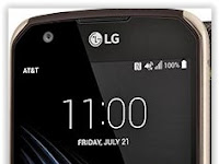 Factory Reset LG X VENTURE to Remove Pattern Lock Screen Via Hardware Key.