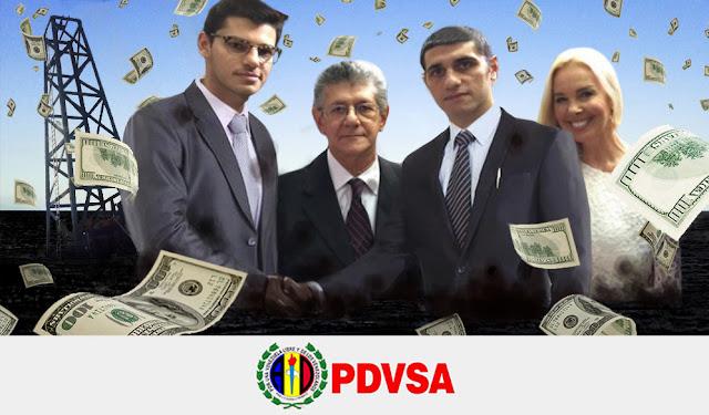 Ramos Allup mata a la MUD para salvar a sus hijos corruptos | Por el Dr. Rosquero Cabilla