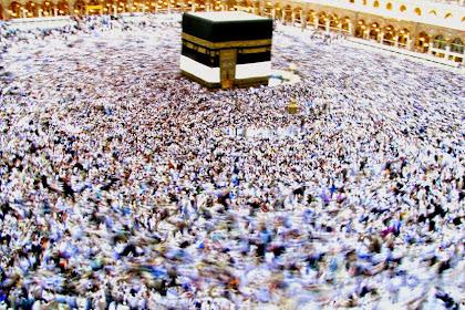 Jangan Malas Menghafal Doa Umrah, Ini Doa-doa Itu (1)
