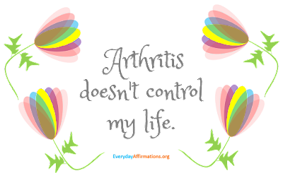 Health Affirmations for Arthritis1