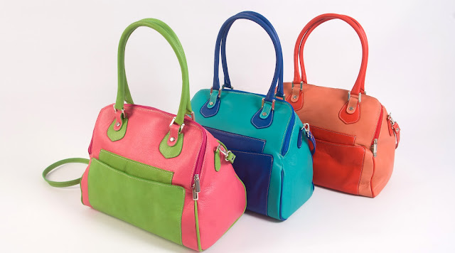 Bag Fashionista  beautiful handmade leather handbags from Spain.