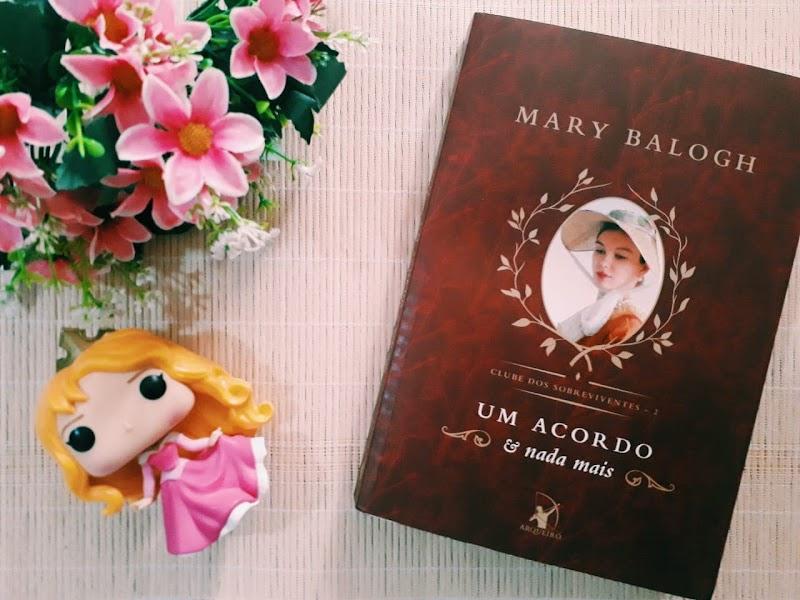 [RESENHA #591] UM ACORDO E NADA MAIS - MARY BALOGH