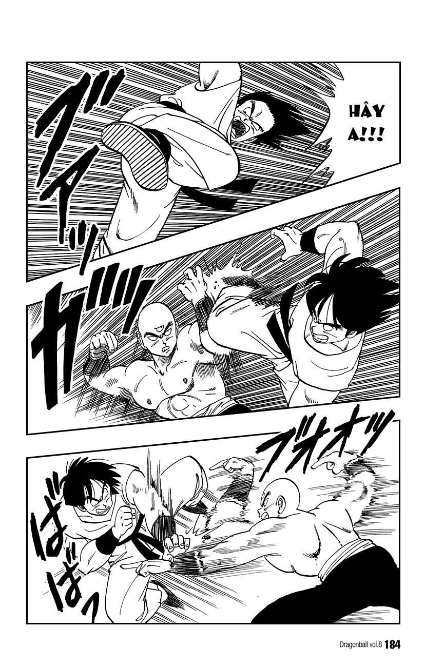 Dragon Ball chap 117 trang 4