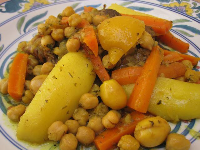 tajine marocain