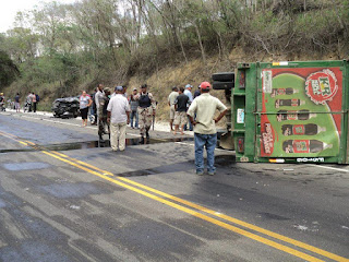 Misterio KOLA REAL: Varios muertos y muchos heridos en accidentes laborales y de transito.