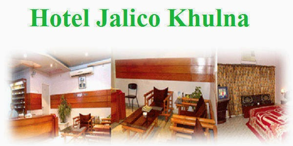 Room Tariffs of Jalico Hotel in Khulna