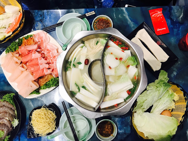 Shi Li Fang Taiwan Hot Pot