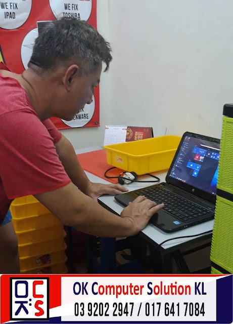 [SOLVED] LAPTOP HP PAVILION HARDISK PROBLEM | REPAIR LAPTOP CHERAS 8