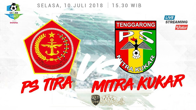 Prediksi PS Tira Vs Mitra Kukar, Selasa 10 Juli 2018 Pukul 15.30 WIB