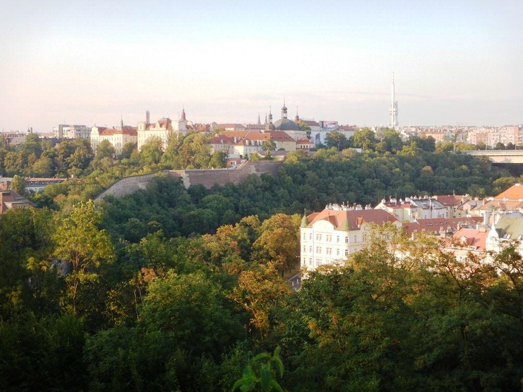 Castelo Vyšehrad em Praga
