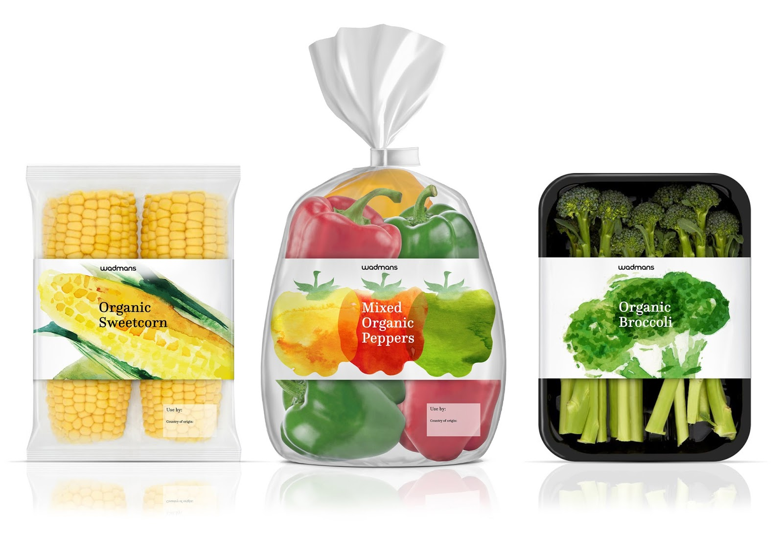 Organic Product Form Product Design