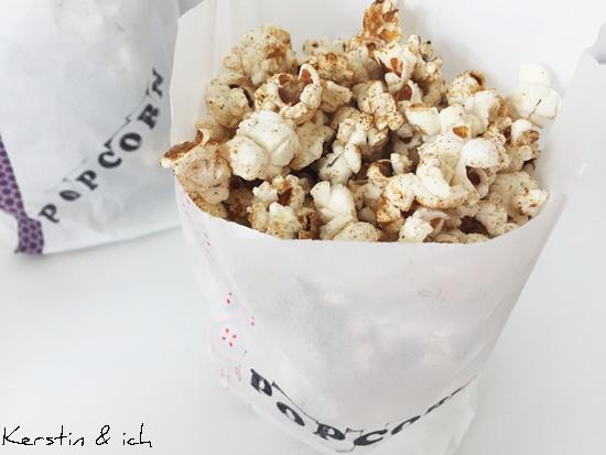 Popcorn herzhaft