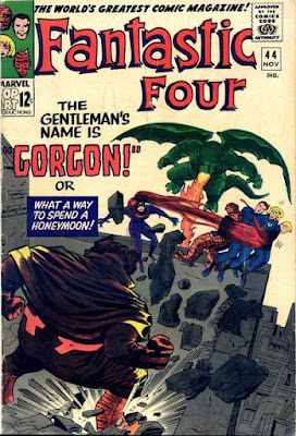 Fantastic Four #44, Gorgon