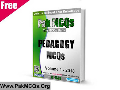 pedagogy mcqs pdf free download