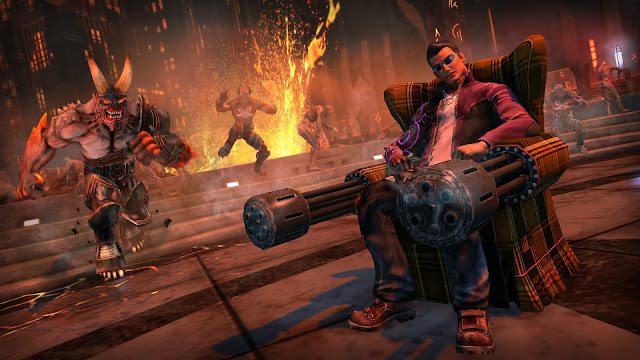 Saints Row Gat out of Hell PC Full Version Free Download Gameplay